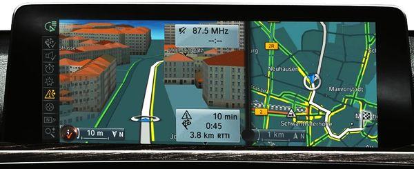 宝马地图MGU主机Road Map China MGU 2020-1最新版-全球首发
