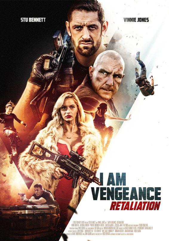 我是复仇者2 I Am Vengeance Retaliation 2020 BluRay 1080p AVC DTS-HD MA5.1-Soul-一车网