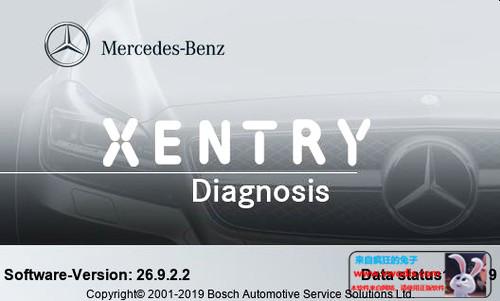 Xentry Diagnosis PassThru 12.2020