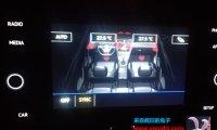 mib 280D固件升级0391/0393 支持10色氛围灯