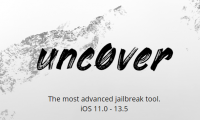 unc0ver 越狱工具,支持iOS11.0~iOS13.5稳定越狱 更新至V5.0.1 支持 A7-A13