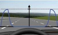 大众迈腾CC带前部摄像机激活车道保持辅助系统