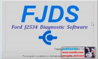 Ford IDS 120 Full + FJDS 120 Full –  Diagnostic Software for VCM2 and J2534