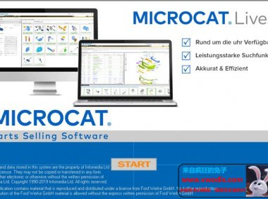 Ford Microcat Europe 08.2020