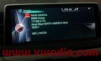 BMW Road Map North America NEXT 2021-1