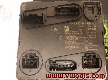 一汽奥迪A6L C8升级无钥匙进入-Audi-A6L-C8升级无钥匙进入参数固件及编码-4N0907064BD