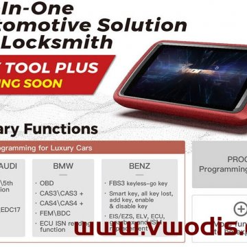 VVDI2-大平板New arrival Xhorse VVDI KEY TOOL PLUS Full Version VVDI2 VVDI MB VVDI PROG KEY TOOL MAX VVDI OBD