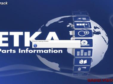 ETKA8.3 for windows