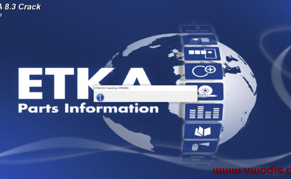 ETKA8.3 for windows
